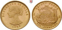 20 Pesos 1926-1980 Chile Republik, seit 1818, Gold, 4,07 g vz-st, Tages... 154,00 EUR  +  10,00 EUR shipping