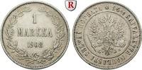 Markka 1907 Finnland Unter russischer Herr...