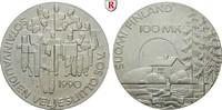100 Markkaa 1990 Finnland Republik st