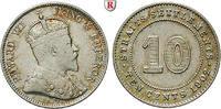 10 Cents 1902 Straits Settlements Edward V...
