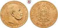 10 Mark 1877 B Preussen Wilhelm I., 1861-1...