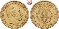 20 Mark 1874 B Preussen Wilhelm I., 1861-1...