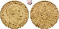20 Mark 1894 A Preussen Wilhelm II., 1888-...