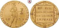 Dukat 1839 Niederlande Königreich, Willem ...