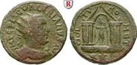 Bronze  Phönizien Tyros, Valerianus I., 25...