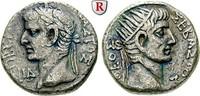 Tetradrachme Jahr 14 = 2 Ägypten Alexandri...
