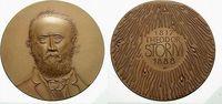 Bronze-Medaille o.Jahr 1969 Personenmedail...