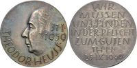 Medaille 1959 Personenmedaillen Heuss, The...