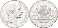 Vereinstaler 1862 Bayern Maximilian II. Joseph 1848-1864. Kl.Kr., vorz... 325,00 EUR free shipping