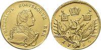 Gold-Friedrichsd'or 1750  A Brandenburg-Preussen Friedrich II. 1740-17... 3350,00 EUR free shipping
