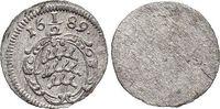 Einseitiger 1/2 Kreuzer 1689 Württemberg Friedrich Karl 1677-1693. vorz... 95,00 EUR  +  5,00 EUR shipping