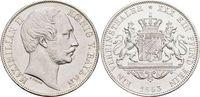 Vereinstaler 1863 Bayern Maximilian II. Jo...