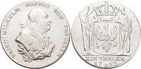 Taler 1793 B Brandenburg-Preussen Friedric...