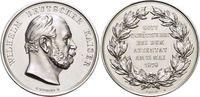 Brandenburg-Preussen AR-Medaille Wilhelm I. 1861-1888.