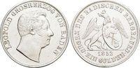 Ausbeutegulden 1852 Baden-Durlach Leopold 1830-1852. Min.Kr., vorzügli... 189,00 EUR  +  5,00 EUR shipping