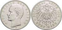 5 Mark 1902  D Bayern Otto 1886-1913. Min....