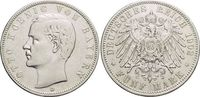 5 Mark 1902  D Bayern Otto 1886-1913. Min.Rf., sehr schön  35,00 EUR  +  5,00 EUR shipping
