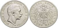 5 Mark 1899  A Preußen Wilhelm II. 1888-19...