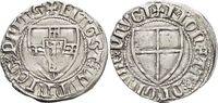 Schilling 1351-1382 Deutscher Orden Wynric...