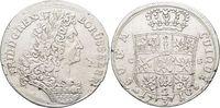2/3 Taler (Gulden) 1710  CS Brandenburg-Preussen Friedrich I. 1701-1713... 775,00 EUR free shipping