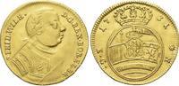 Gold-Dukat 1731 Brandenburg-Preussen Friedrich Wilhelm I. - der Soldat... 2475,00 EUR free shipping