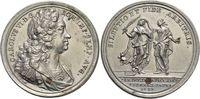 Zinn-Medaille 1725 Haus Habsburg / Österre...