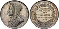 Medaille 1856 Sachsen-Albertinische Linie ...