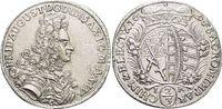 2/3 Taler(Gulden) 1696  IK Sachsen-Albertinische Linie Friedrich August... 645,00 EUR free shipping