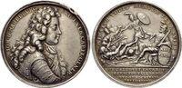 Medaille 1704 Haus Habsburg / Österreich L...