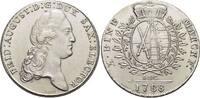 Konventionstaler 1788 Sachsen-Albertinisc...
