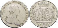 2/3 Taler(Gulden) 1765 Sachsen-Albertinisc...