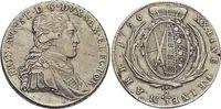 2/3 Taler (Gulden) 1796 Sachsen-Albertinis...