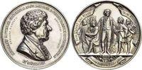 Medaille 1862 Bayern Maximilian II. Joseph...