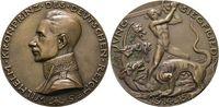 Bronze-Guss-Medaille 1915 Medaillen von Ka...