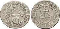3 Kreuzer 1668 Deutscher Orden Johann Casp...