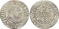 Groschen 1542 Preussen-Herzogtum (Ostpreus...