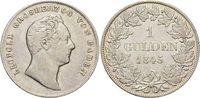 Gulden 1845 Baden-Durlach Leopold 1830-1852. sehr schön - vorzüglich  49,00 EUR  +  5,00 EUR shipping