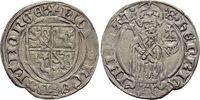Groschen o.Jahr (Münzverein von 1 1443 Bam...