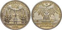 AR-Medaille o.Jahr - v. Oexlein - zur Ko 1...