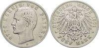 5 Mark 1901  D Bayern Otto 1886-1913. Kl.Rf., sehr schön  29,00 EUR  +  5,00 EUR shipping