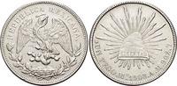 Peso 1908 Mexiko Vereinigte Staaten 1905. Min.Rf., fast vorzüglich  45,00 EUR  +  5,00 EUR shipping