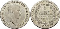 1/6 Taler 1814  A Brandenburg-Preussen Friedrich Wilhelm III. 1797-1840... 59,00 EUR  +  5,00 EUR shipping