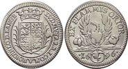 4 Kreuzer(Batzen) 1696 Hohenlohe-Waldenburg - Schillingsfürst Ludwig Gu... 95,00 EUR  +  5,00 EUR shipping