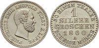 Silbergroschen 1860  A Lippe-Detmold Paul ...