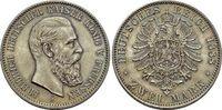 2 Mark 1888  A Preußen Friedrich III. 1888. fast Stempelglanz  89,00 EUR  +  5,00 EUR shipping