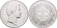 Doppeltaler 1841 Bayern Ludwig I. 1825-1848. Min.Kr., vorzüglich +  495,00 EUR free shipping