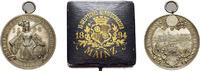 AR-Medaille 1894 Mainz-Stadt  Mit Orginalöse und Tragering, Min.Sf., fa... 165,00 EUR  +  5,00 EUR shipping