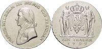 Taler 1799  A Brandenburg-Preussen Friedrich Wilhelm III. 1797-1840. f... 279,00 EUR free shipping