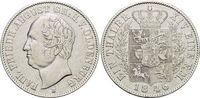 Taler 1846  B Oldenburg Paul Friedrich August 1829-1853. Min.Kr., sehr... 295,00 EUR free shipping