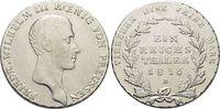 Taler 1816  B Brandenburg-Preussen Friedrich Wilhelm III. 1797-1840. s... 149,00 EUR  +  5,00 EUR shipping